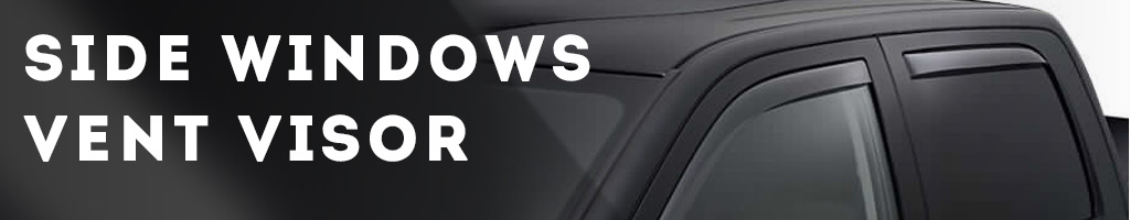 Side Window Visor