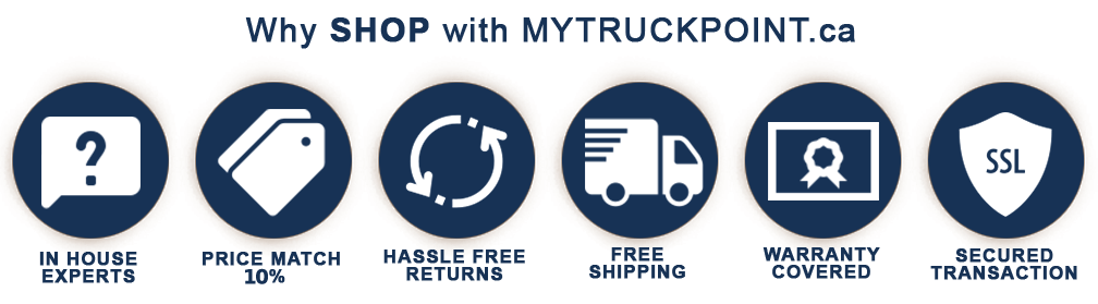 Why Shop Truck Accessories at MyTruckPoint